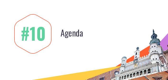 WordUp Poznań #10 – Agenda