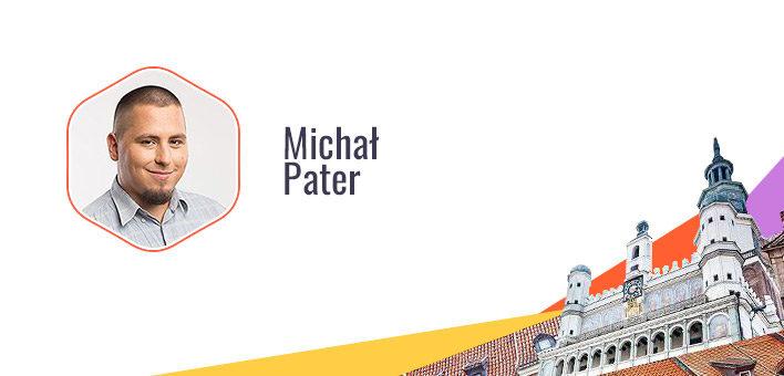 Michał Pater – Coś więcej niż Yoast, czyli WordPressowe SEO dla średnio zaawansowanych
