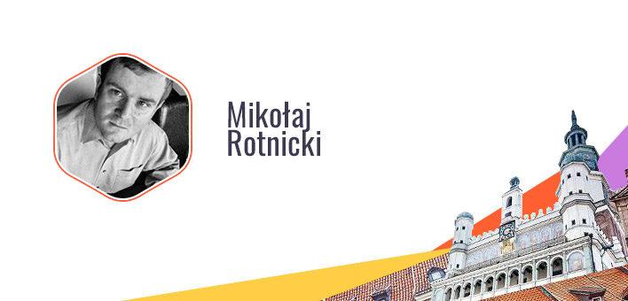 Mikołaj Rotnicki – Dostępność Warta Poznania