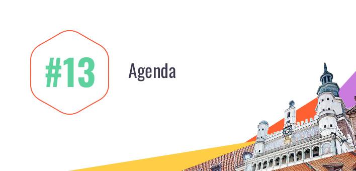 WordUp Poznań #13 – Agenda